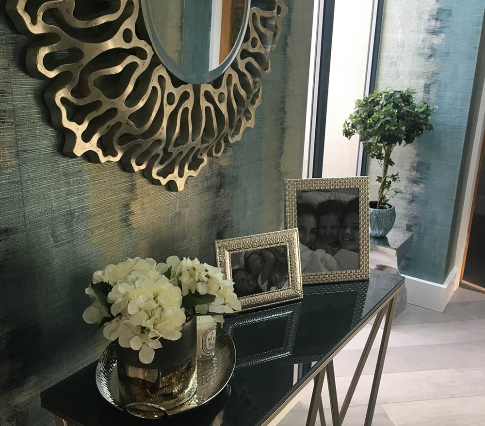 Green Room Interior Design